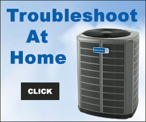 Click to troubleshoot common HVAC problems.